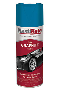 Dry Graphite Lubricant Specialty Plastikote Paint Products