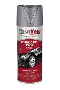 Rebuilder S Cast Finish Specialty Plastikote Paint Products